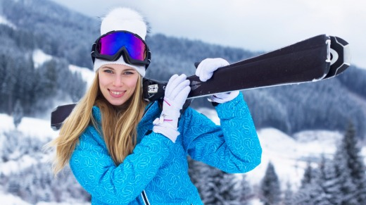 Doing a ski trip doesn't have to burn a whole in your pocket.