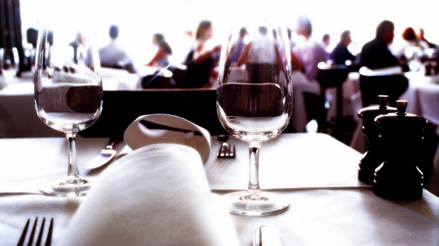 What options do you have if you can't pay a restaurant bill?