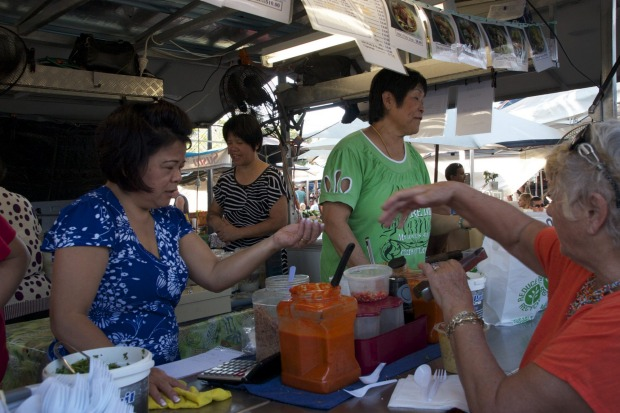 Laksa, Parap Village Markets: Darwin's open-air markets are legendary, and none is more famous than Mindil Beach, with ...