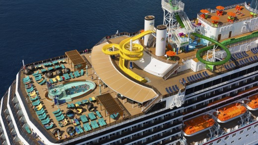 Carnival Cruise Line's Grand Cayman.