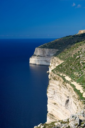 Dingli Cliffs.