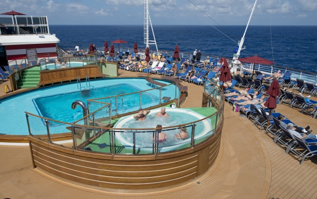 Carnival Vista: This new 3954-passenger action-packed cruise ship launched last May, aiming at family fun and something ...