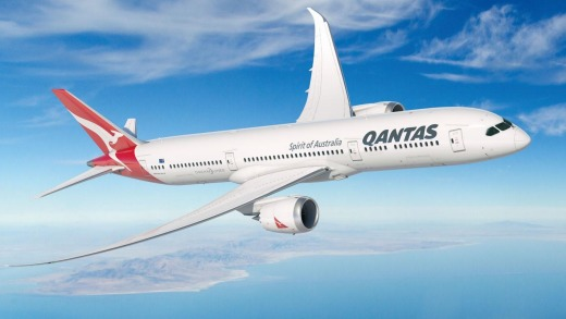 Qantas will receive its first Dreamliner in October 2017.