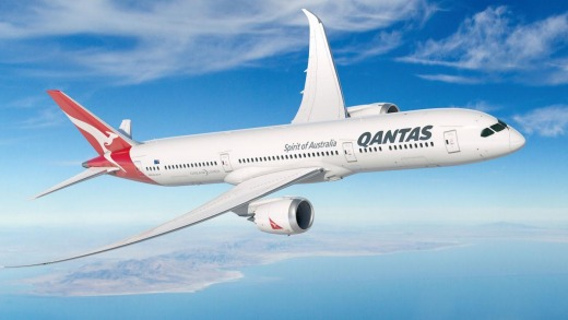 Qantas' nonstop Perth- London flights on sale today