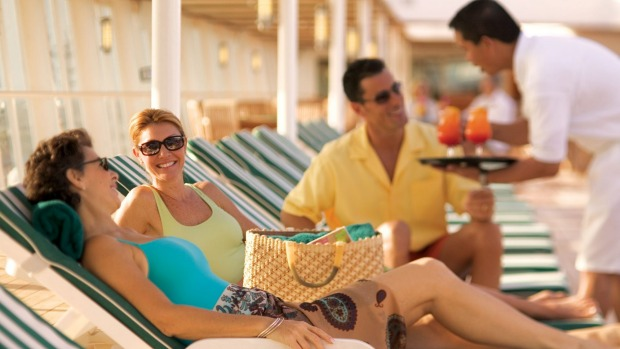 Compulsory tips can add significant costs to a cruise.