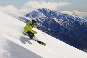 Hotham has some of Australia's steepest and most challenging runs.