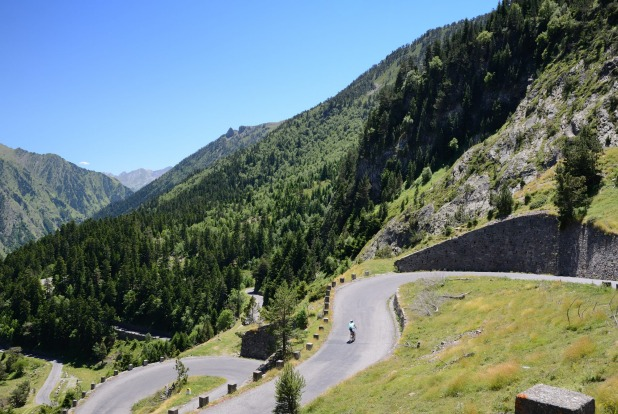 RAID PYRENEEN (FRANCE): One of the world's most difficult road mountain cycling challenges, the Raid Pyreneen has been ...