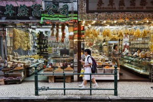 Macau is one Asia's most intriguing food destinations.