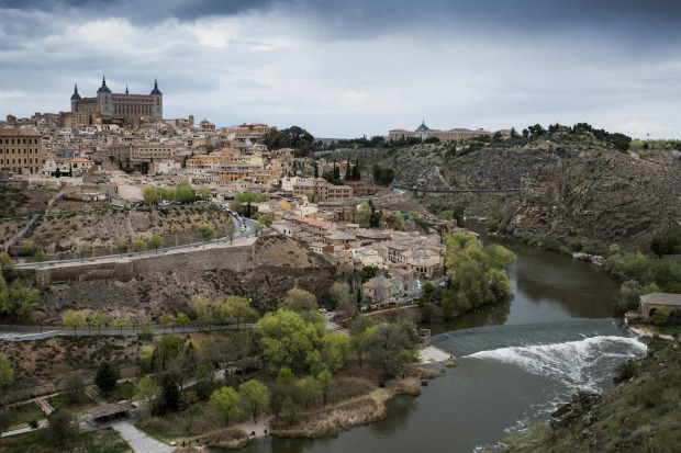 TOLEDO: The home of Spain's still-powerful Catholic church, but once home to a thriving mixed Christian, Muslim and ...