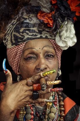 Havana Fortune Teller. Havana is one destination that is never short of surprising characters. Walking along the streets ...