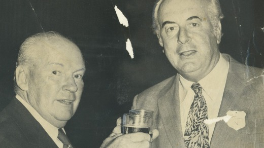 Daly and Whitlam.