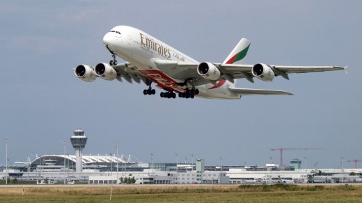 Emirates is the largest customer for the Airbus A380.