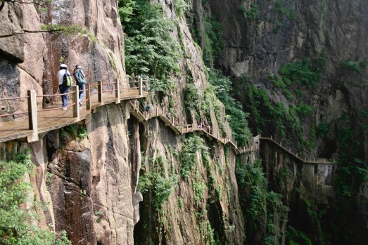 Top adventure travel experiences: 10 of the world's scariest tourist  attractions