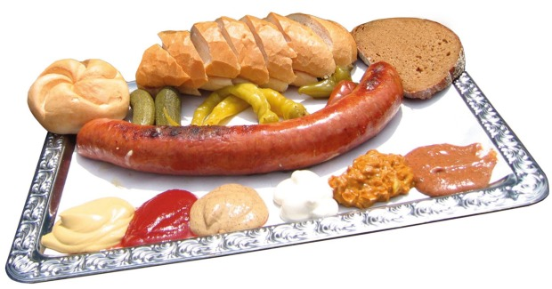 LEO'S WIENER WUÜRSSTELSTAND: Vienna's first sausage stand, which opened in 1928, shows no sign of waning. The classic ...