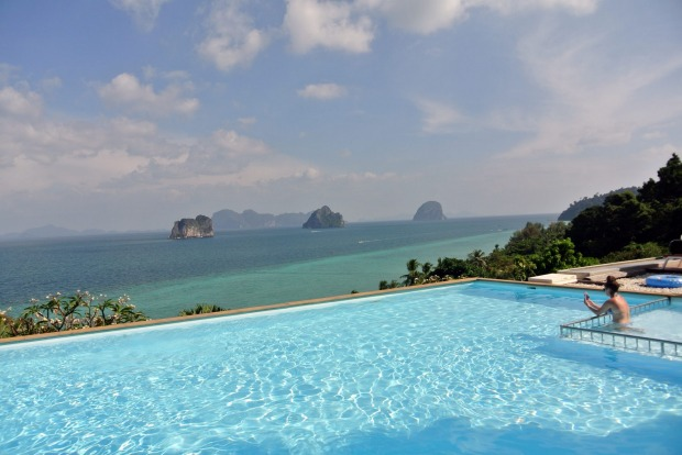 <b>Thai island paradises without tourist crowds:</b> Ko Ngai, Thailand.