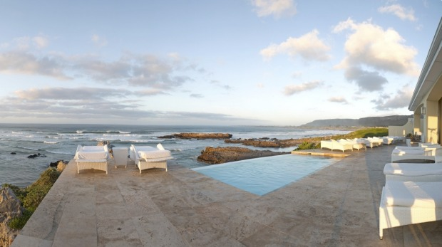 Sunrise at Birkenhead House, on the eastern edge of Hermanus.