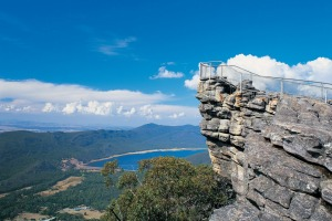 The Pinnacle - The Grampians.
