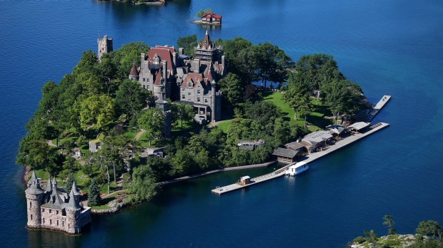 The Thousand Islands Club