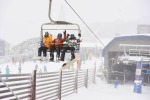 Snow at Mount Buller