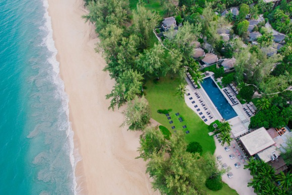 Marriott's Renaissance Phuket Resort & Spa in Khao Lak.