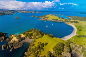 New Zealand's Bay of Islands combines spectacular scenery with a rich Maori and European heritage.