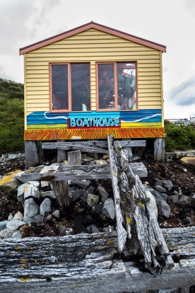 The Boathouse on King Island is known as the restaurant with no food, Tasmania.