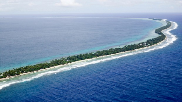 Tuvalu visiting one of the worlds tiniest countries tuvalu a speck in the pacific publicscrutiny Image collections