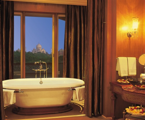 The Kohinoor Suite - The Oberoi Amarvilas, Agra.