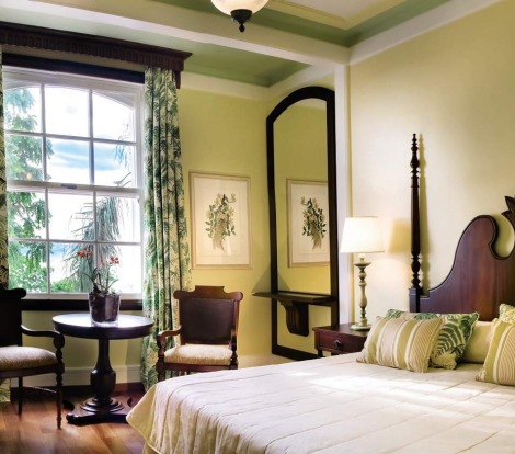 The rooms at Hotel das Cataratas are luxurious.