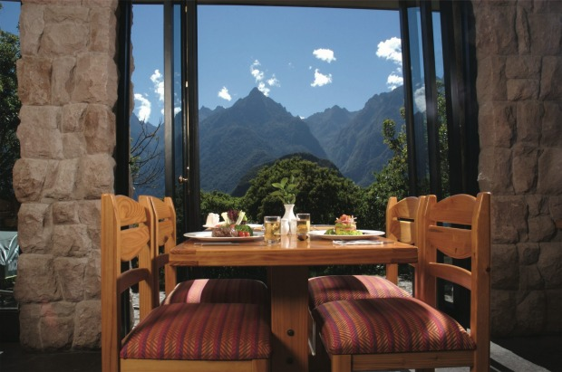 Perched high in the Andes Belmond Machu Picchu Sanctury Lodge is the closes hotel to Machu Picchu.