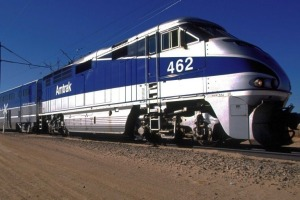 The Pacific Surfliner has seen passenger numbers grow significantly as more people become aware of the pleasures of the ...