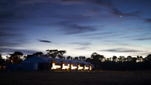 The Brae Suites, Birregurra, offer enchanting countryside views, the perfect follow-up to the dining pleasures of Dan ...