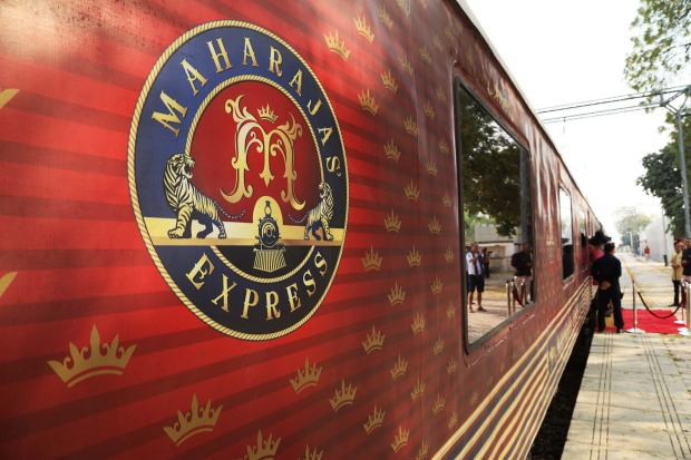 The Maharaja's Express.