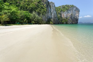 Beach of Koh Laoliang in Thailand.