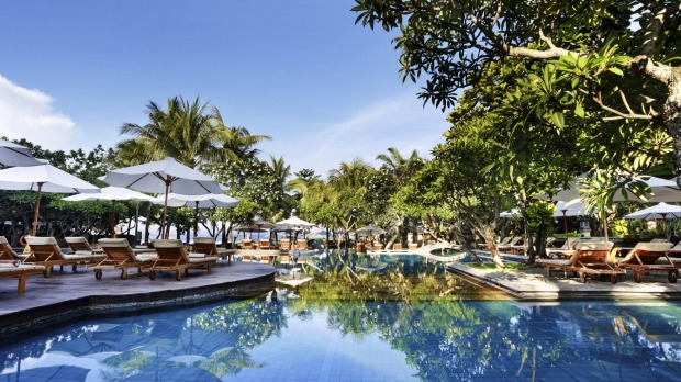 The Royal Beach Seminyak, Bali – for a truly luxurious experience a night in one of the villas is a must.