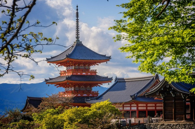 During a trip to Japan in April this year, we managed to spend a few days in Kyoto. One of the more famous landmarks of ...