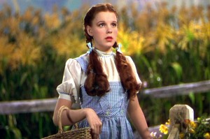 DT5A4K JUDY GARLAND THE WIZARD OF OZ (1939)