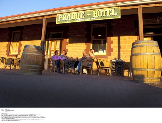 Prairie Hotel, South Australia: It doesn't get much more quintessentially Aussie than South Australia's Prairie Hotel. ...