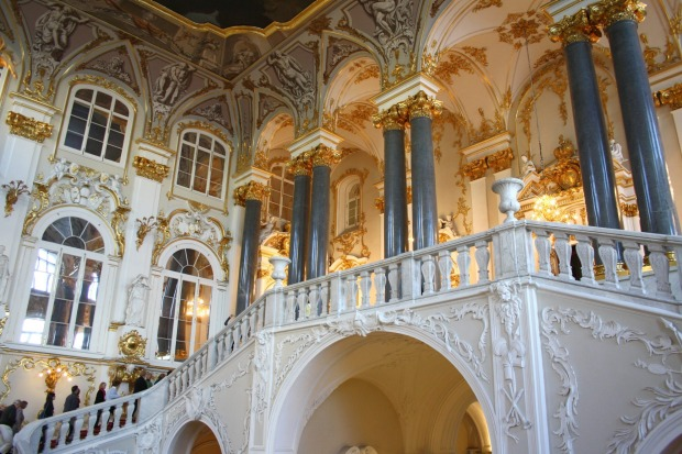 4 WINTER PALACE, ST PETERSBURG, RUSSIA. The owners of this home were ousted just like the French kings, though some say ...