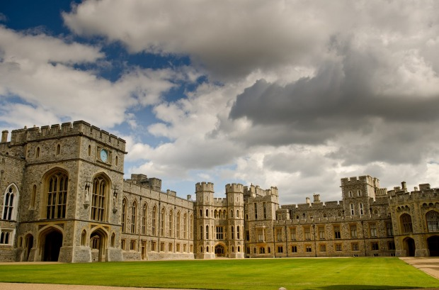 2 WINDSOR CASTLE, WINDSOR, BRITAIN. Home to the English and British monarchy since the 11th century, Windsor Castle is ...