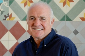 Chef Rick Stein of Bannisters, Mollymook, NSW.