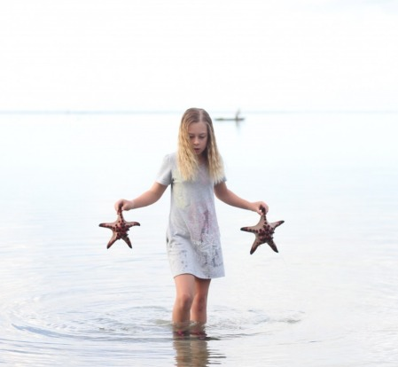 This photo of my daughter was taken at Erakor Lagoon in Vanuatu. It was early in the morning and just the two of us plus ...