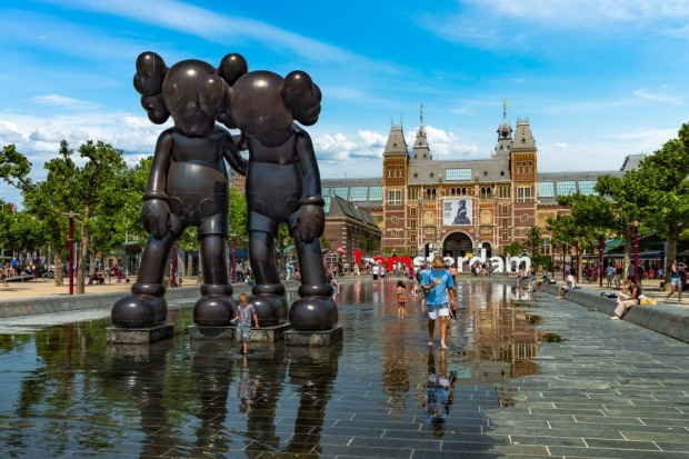 Last July my wife and I had a two day stop over in Amsterdam, in transit from Melbourne to the south of France. What a ...