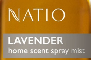Lavender spray mist by Natio.