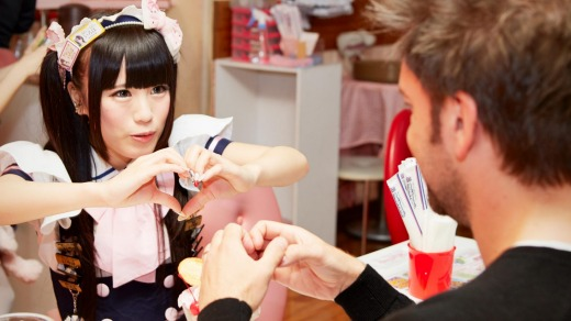 Tokyo's maid cafes are not as seedy as they might sound.