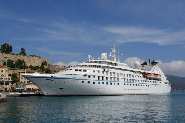 Six Of The Best Small Cruise Ships - Luxury small cruise ships mediterranean