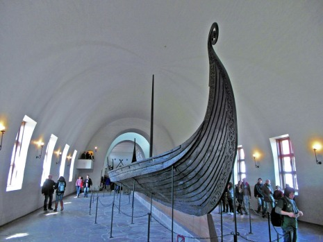 The Viking Ship museum.