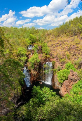 Florence Falls, Litchfield National Park.