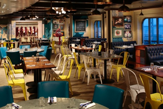 The Jamie's Italian restaurants will be sold as a group.