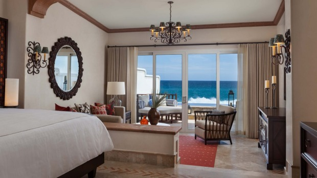 One & Only Palmilla's suites offer break-taking views.